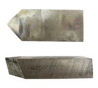 Нож 2020-0003 Т15К6 угол 90 для торцевой фрезы ф125-200 мм